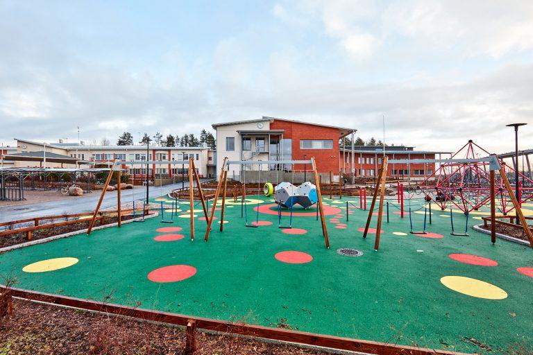 Riihenmäen koulu